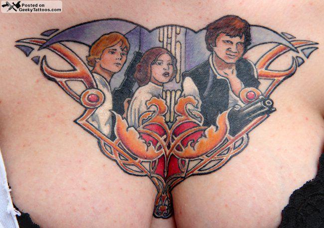 you motorboatin' son of a bitz...Lego Star Wars, Chest Tattoo, Art Tattoo, Lego Stars Wars, Awesome Ideas, A Tattoo, Art Deco, Princess Leia, Read Princesses