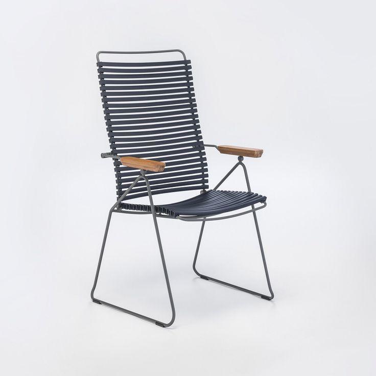 Stuhl &39;Click&39; mit verstellbarer Lehne   Stühle ...