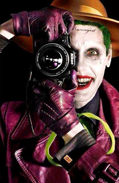 Smile. #jared #leto #joker