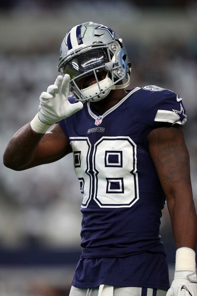 Dez Bryant Photos Photos - Dez Bryant #88 of the Dallas Cowboys warms up on the field prior to the game against the Washington Redskins at AT&T Stadium on November 24, 2016 in Arlington, Texas. - Washington Redskins v Dallas Cowboys
