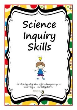 Science Inquiry and Scientific Method - OzCurriculumHQ - TeachersPayTeachers.com
