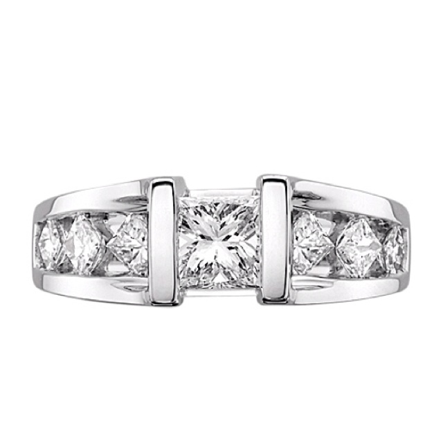 Fred Meyer Jewelers Princess Cut
