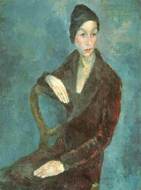 Robert Falk (1886-1958) was een avant-gardistisch Russisch kunstschilder. In 1910 sloot Falk zich aan bij het avant-gardistische kunstenaarsgenootschap Ruiten Boer. In deze periode werd hij nog sterk beïnvloed door Paul Cézanne en het postimpressionisme, maar al snel werden invloeden vanuit het primitivisme en het kubisme zichtbaar .