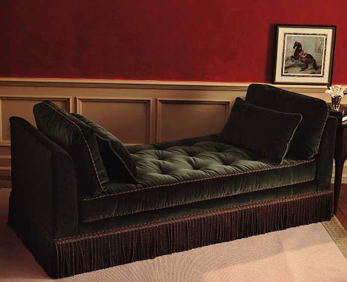 turkish backless sofa
