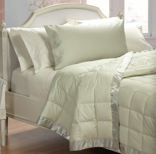 Special Offers - Cuddledown 400TC Over Size Synthetic Blanket King Sage - In stock & Free Shipping. You can save more money! Check It (May 31 2016 at 06:12AM) >> http://airmattressusa.net/cuddledown-400tc-over-size-synthetic-blanket-king-sage/