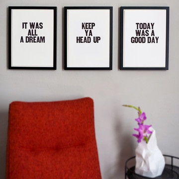 Biggie | Pac | Ice Cube | I'm liking these hip-hop lyric prints. Thinking about making & framing these myself instead of purchasing. Hmmm...