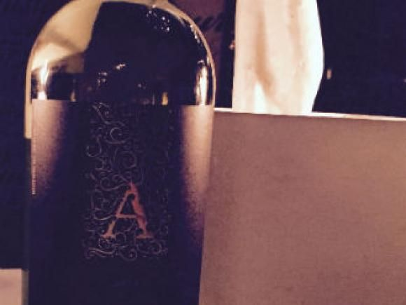 Apothic White Wine Bland at #Apothicwines event  at #Twelve_West #Vancouver night club