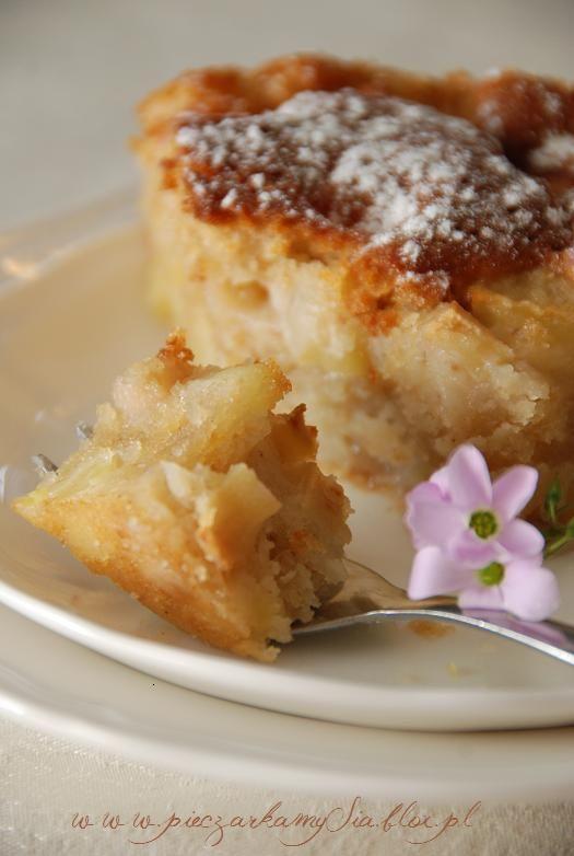 Maślankowe ciasto jabłkowe   Słodkie Przepisy Kulinarne
