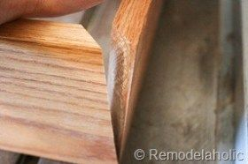 Upgrade Oak Kitchen Cabinets With Crown Moldings-4 ...