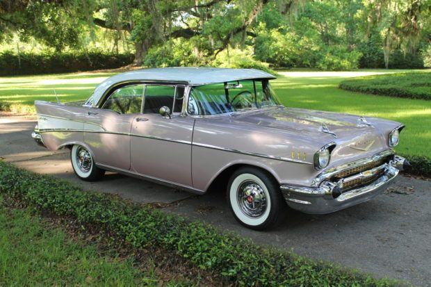 1957 Chevrolet Bel Air 4 Door Hardtop 1957 Chevrolet Bel Air