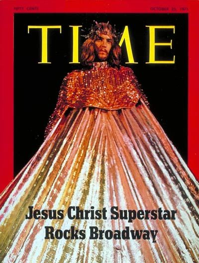 Time Magazine: Jesus Christ Superstar | Oct. 25, 1971