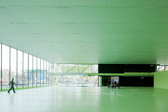 Media-TIC building, Barcelona.