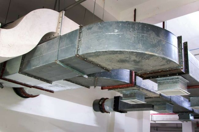 If you have old exposed ductwork in your home taping the How can you reduce heat loss in a house