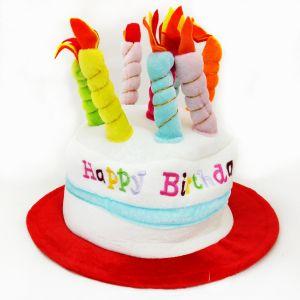 Happy Birthday Hat - Doğum Günü Şapkası