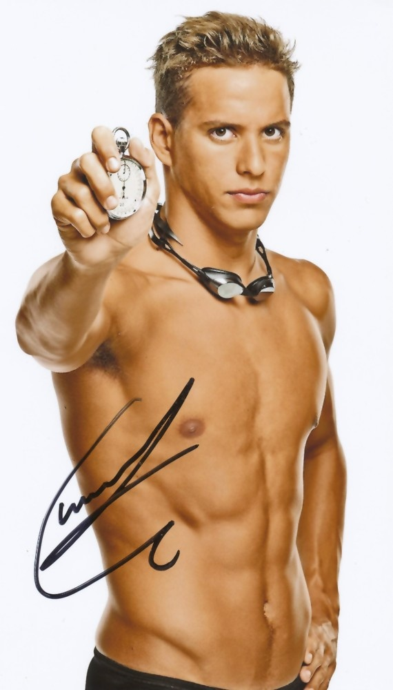 happy birthday chad le clos . we are #ProudlySouthAfrican