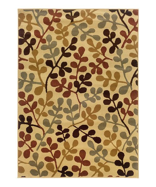 Elegantly traditional, this high-quality rug is truly a treat for the feet. With a classic design in a warm and welcoming palette of colors, it's a luxurious piece that effortlessly and instantly transforms décor.Available in multiple sizesRug thickness: approx. 0.38''PolypropyleneMad...