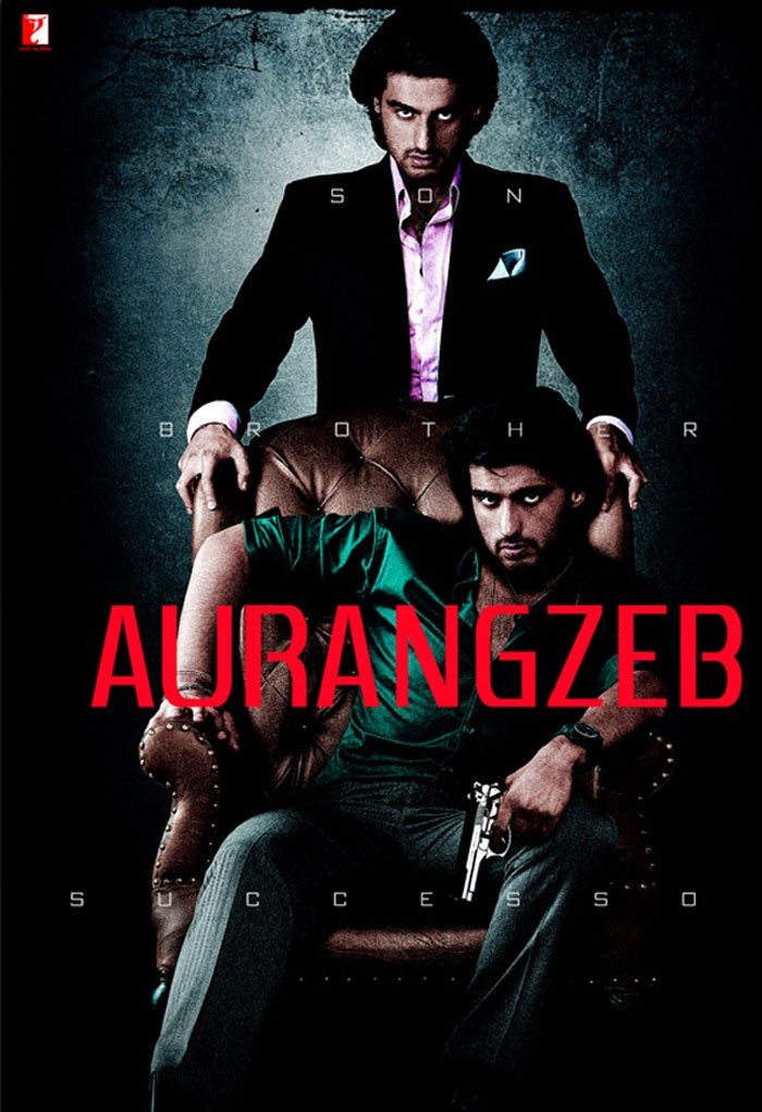 Aurangzeb Movie First Look!! See Arjun Kapoor in Double Role!