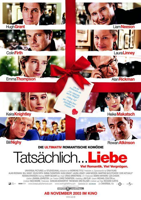 Poster zum Film: Tatsächlich Liebe