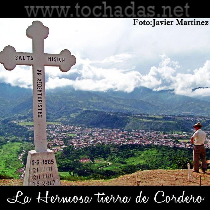 """en el hermoso valle de Cordero, con una temperatura baja y agradable, bordeado de grandes cerros y bañado por el """"río Torbes"""" y las quebradas """"La Cordera"""" y """"La García"""" Dadas las condiciones del clima y ubicación del valle muchas familias de las aldeas vecinas se trasladaron a Cordero e instalaron sus hogares. #cordero #tachira #venezuela #historia #origen #orgullotachirense #tochadasnet #MiTachira"""