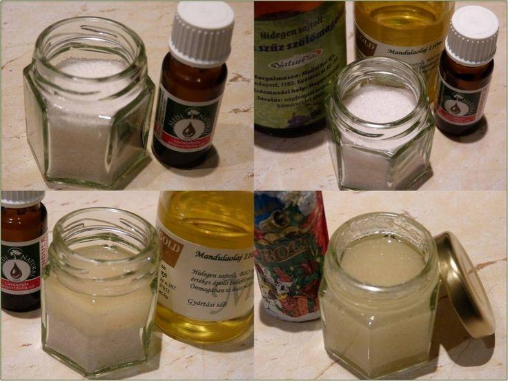 Kényeztető bőrradír az egészséges bőrért - házilag, kizárólag természetes összetevőkből