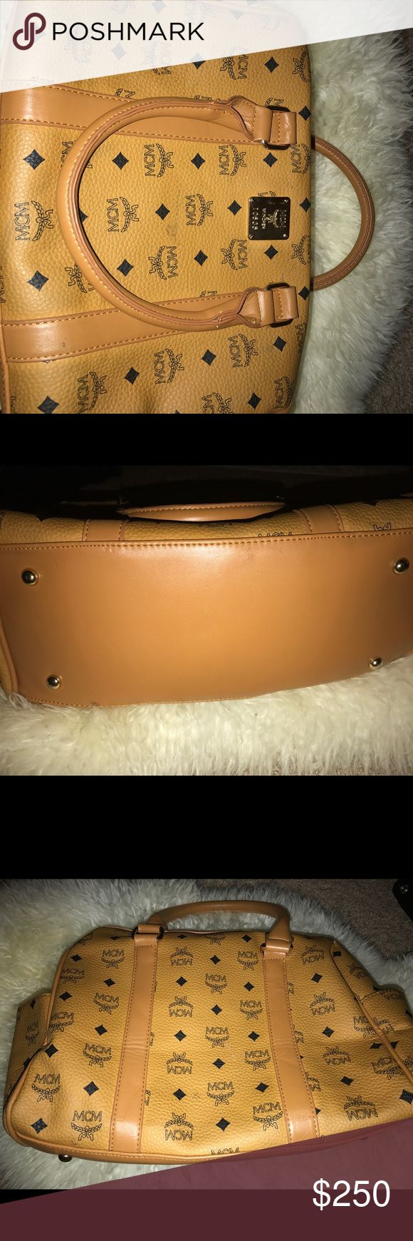 MCM BAG FOR SALE Nice gently used MCM BAG Bags Shoulder Bags
