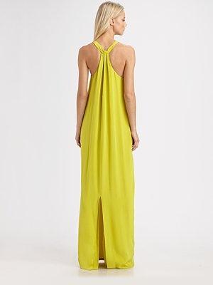bcbg maxi tank dress. Love Maxi dresses! Wonder if it comes in