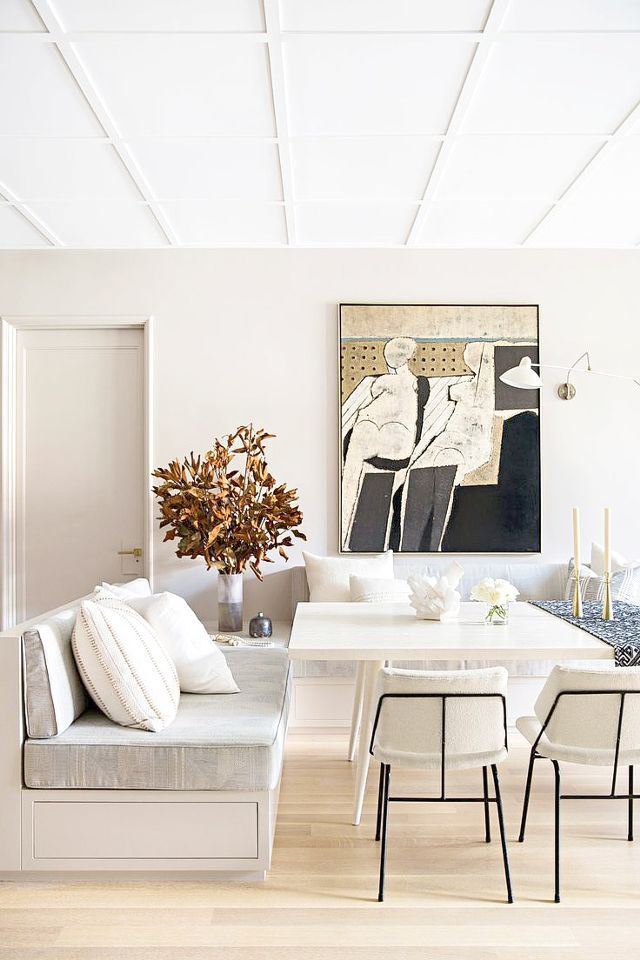 If design darling Jeremiah Brent is incorporating beige into his designs, you know the color is about to get a whole lot more popular. He and his husband, Nate Berkus, may steer...