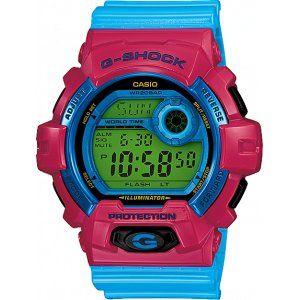 Casio G Shock G-Shock G-8900SC-4ER Uhr Watch Montre Orologio - http://watchesntime.com/casio-g-shock-g-shock-g-8900sc-4er-uhr-watch-montre-orologio/