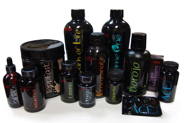 SABA/ACE has a new FACE lift!! A few of these products I simply can't be without!