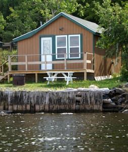 Check out this awesome listing on Airbnb: Misty Morning Cottages #6 on Moosehead Lake - Houses for Rent in Rockwood Maine