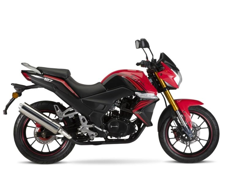 Junak 127 125 CM³: Dane techniczne, cena, opinie, zdjęcia: - Junak: Motocykle, Motorowery, Skutery. Modele, nowości, promocje, wiadomości wideo.