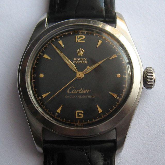 Vintage Rolex Oyster for Cartier ChiroElite Chiropractic 903 S Hillcrest Parkway Altoona, WI 54720 715.832.9725 www.Chiro-Elite.com #Chiropractic