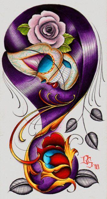 Violet by Dave Sanchez