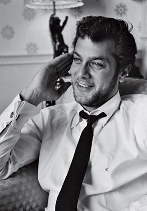 Tony Curtis #Hollywood  #actors  Mitos con barba...
