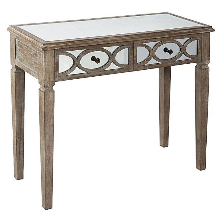 Belfair Mirror Console Table by Casa Uno | Zanui