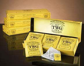 TWG Green Tea!! Any flavor would be wonderful. I've tried the 1837 Green Tea & the Genmaicha tea, but I would love to have more. This is by far my favorite tea I have ever tasted. :)
