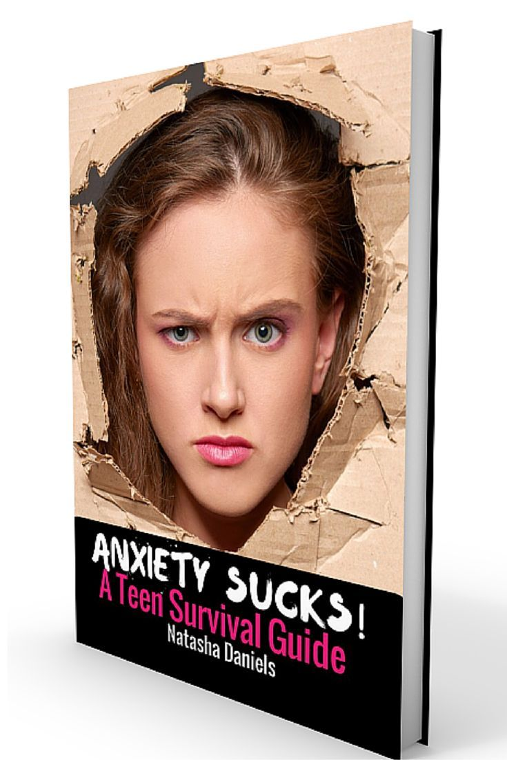 This book offers teens help, without the psychobabble. A must read for teens suffering with anxiety and parents who are trying to understand it!