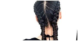 The Boxer Braid (aka Double French Braid) A How-To…