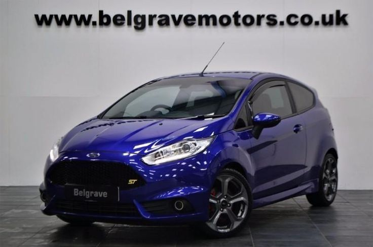 Check out this fast Ford. ford fiesta st-3 mountune edition recaro leather bucket seats sat nav