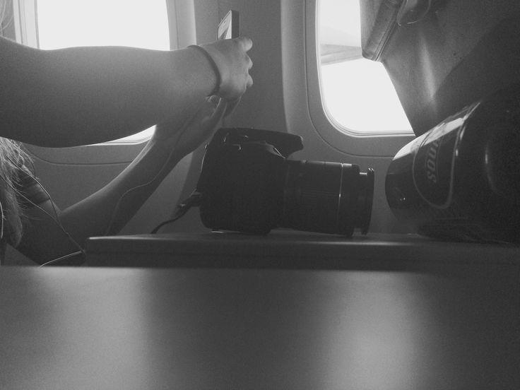 #airplanes #canon #camera