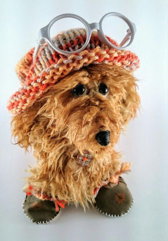 Teddie dachshund A wire-haired dachshund teddy artist teddy