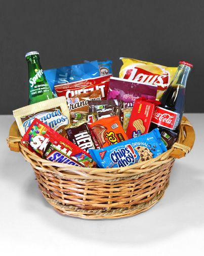 14 best gift baskets images on pinterest basket bloom and blooms baskets made and sold by in bloom florist insta is your administrative assistant a snacker this is perfect to share in the office or keep for yourself solutioingenieria Images