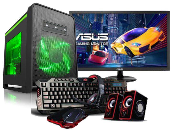 """799 € - UN MEGAPACK A UN PRECIO INCREIBLE  MONITOR:   Tamaño21.5 """"  Tecnología LEDSí  Proporción de aspecto16:9  ColorNEGRO  Conexión VGASí  Conexión DVINo  Conexión HDMISí  Conexión Display PortNo  Conexión USBNo  FullHD(1080)Sí  Resolución Máxima1920 x 1080  Altavoces integradosSí  Webcam integradaNo  3DNo  TáctilNo  Sistema VESASí  TECLADO + R"""