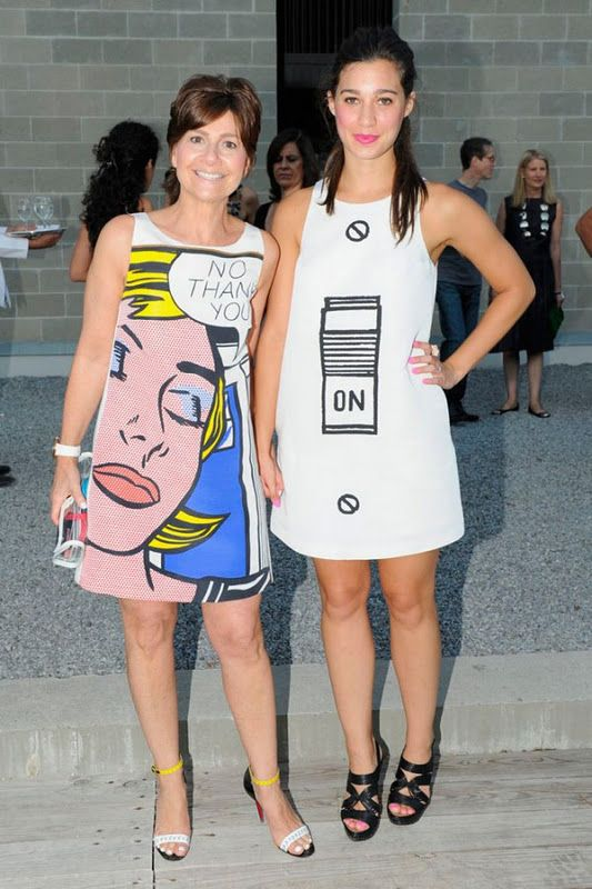 Pop art fashion trend