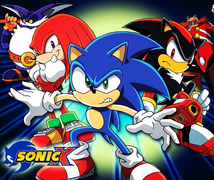 On instagram by xsuperchaserx  #retrogaming #microhobbit (o)  Going to rewatch every single Sonic X episode! It's my favorite sonic cartoon and probably the best overall. #sonicthehedgehog #sonic #sonicx #cartoon #anime #sega #sonichaterssuck #sonicfan #knuckles #shadow #eggman #geek #nerd #marathon #amiibo #videogames #gaming  #xbox #nintendo #playstation #awesome #soniccartoon #gamer #favorite #amy #sonamy #tails #cream #big