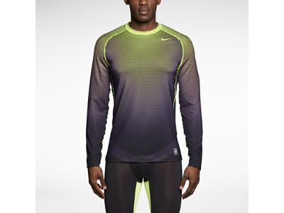 Nike Pro Combat Hyperwarm Fitted Dri-FIT Max Men's Training Top