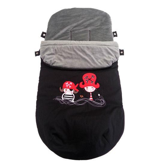 Saco silla de paseo Kiwisac The Pirates