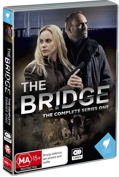 The Bridge: Swedish / Danish crime drama. Dark, well-written. Part of the so-called Nordic Noir phenomenon.