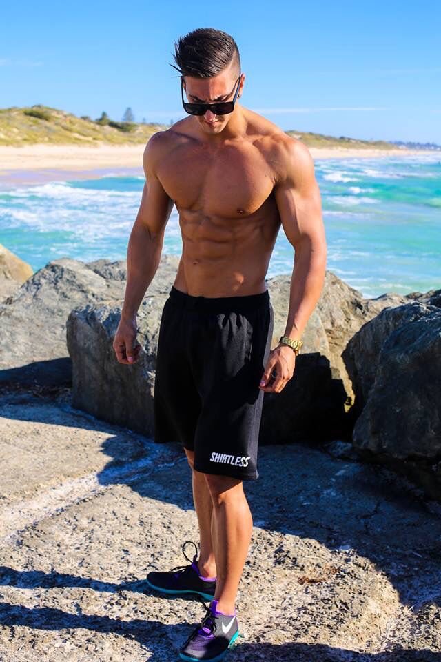 Compliment your physique  The latest in gym wear from shirtlessapparel.com