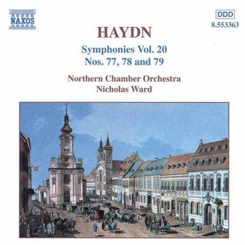 Symphony No. 79 in F major, Hob.I:79: II. Adagio cantabile - Un poco allegro